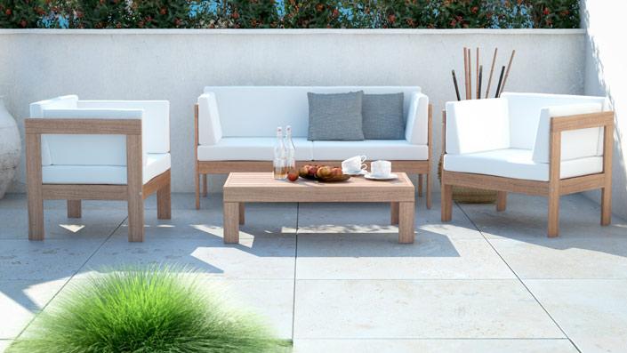 Adria - Lounge Set