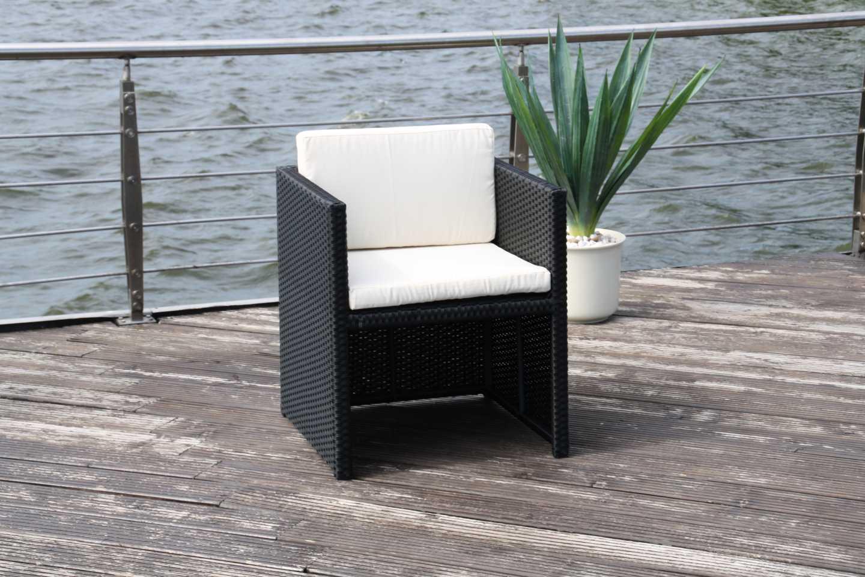 artelia artelia polyrattan sessel im lounge design g nstig kaufen. Black Bedroom Furniture Sets. Home Design Ideas