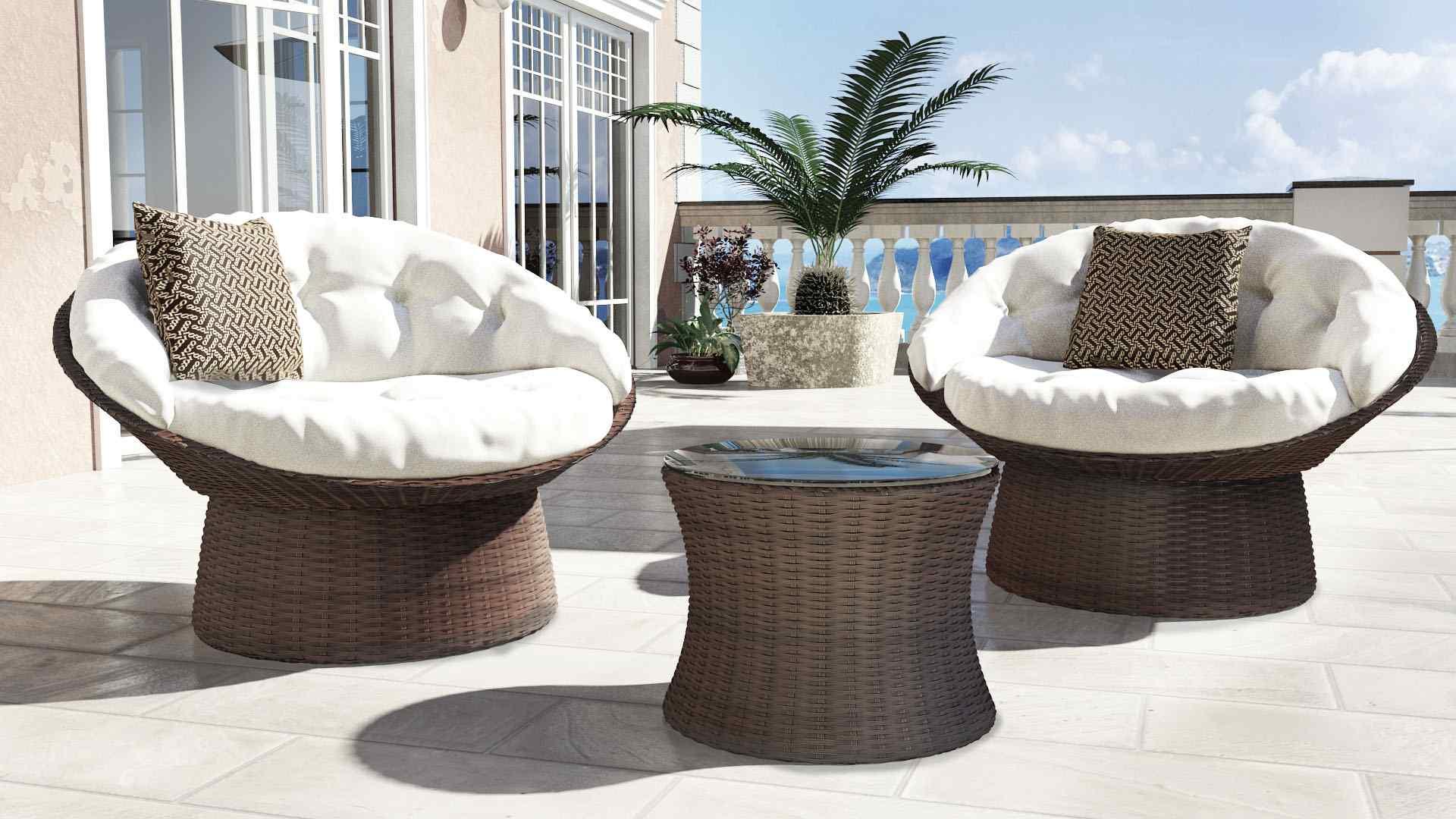 artelia jetzt die polyrattan papasan set calipso f r 2 personen kaufen. Black Bedroom Furniture Sets. Home Design Ideas