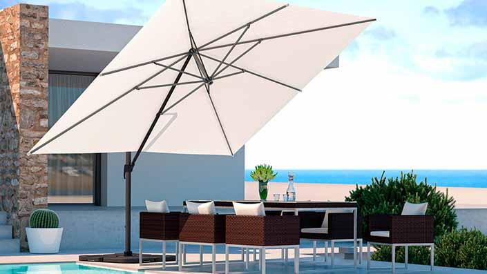 Capri - Sonnenschirm