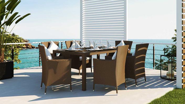 ARTELIA | Rattan Gartenmöbel für Garten und Terrasse bestellen