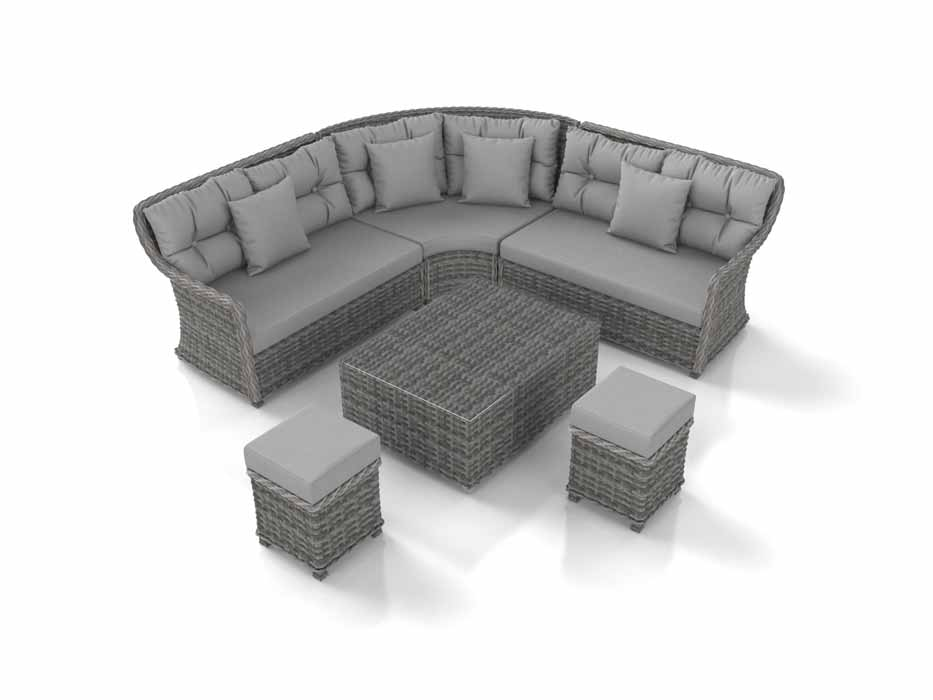 artelia gartenm bel set im lounge design g nstig im rattan shop kaufen. Black Bedroom Furniture Sets. Home Design Ideas