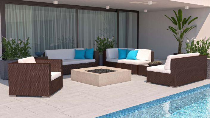 epona l lounge ecke. Black Bedroom Furniture Sets. Home Design Ideas