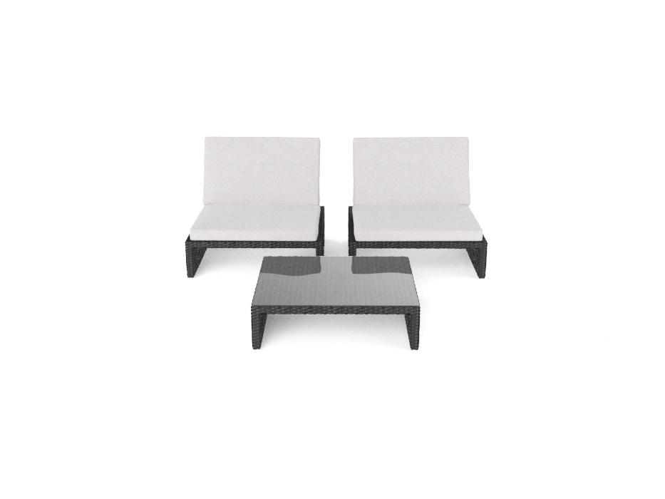 ARTELIA | Loungemöbel Set Estoria S für Terrasse und Garten