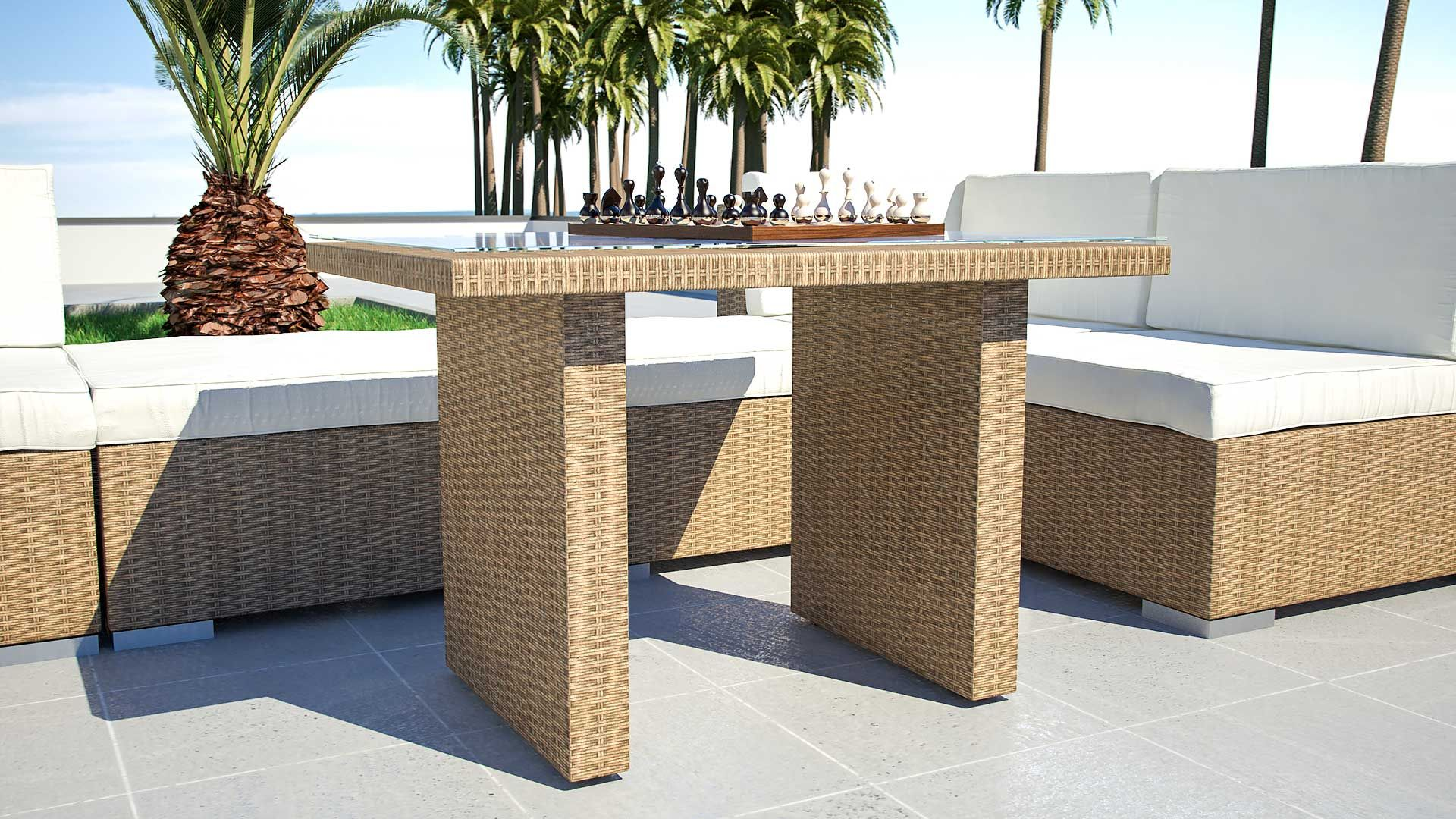 ARTELIA   Tisch für Lounges