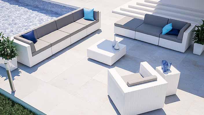 ARTELIA | Rattan Loungemöbel Sets aus Polyrattan kaufen