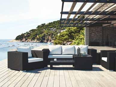 Gartenmöbel Lounge - Matelia