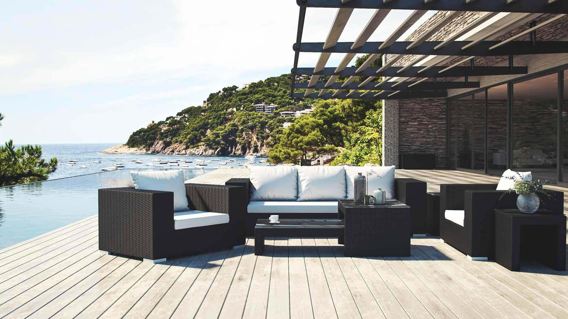 ARTELIA | Gartenmöbel Lounge MATELIA
