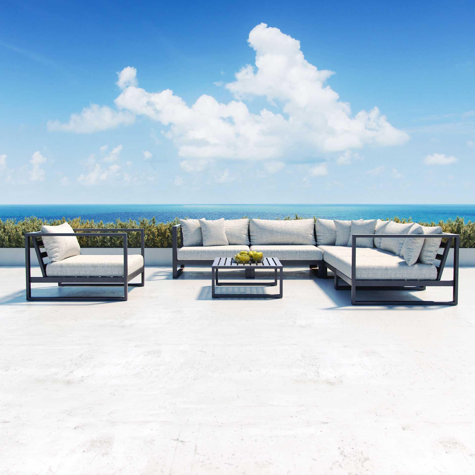 ARTELIA | Garnitur im Lounge Stil