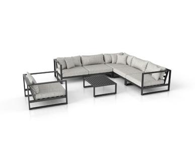 ARTELIA   Garnitur im Lounge Stil