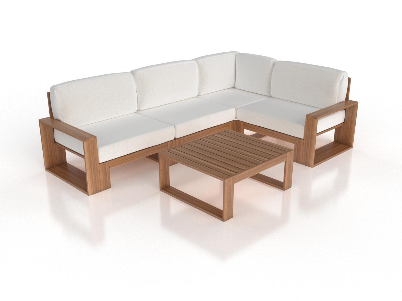 artelia jetzt holz lounge set mauritio kaufen. Black Bedroom Furniture Sets. Home Design Ideas