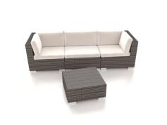 Radomi S - Polyrattan Couch