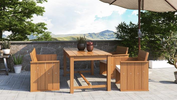 Villa - Lounge Set
