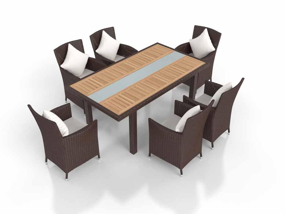 artelia terrassenm bel sets preiswert aus kunstrattan kaufen. Black Bedroom Furniture Sets. Home Design Ideas