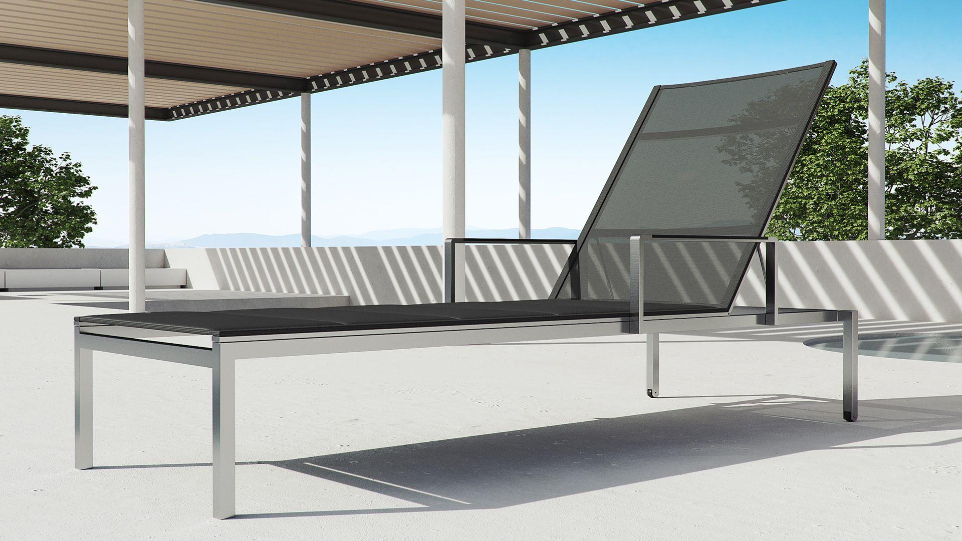 Entspannende Momente auf der heimischen Terrasse