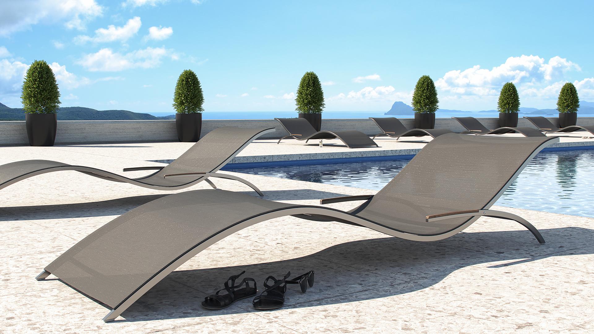Gönnen Sie sich diesen Luxus für Ihren Außenbereich...